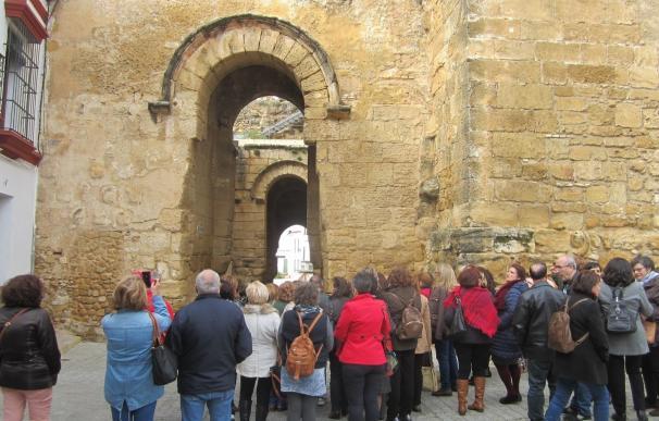 Andalucía recibió 521.116 turistas extranjeros el pasado mes de enero, un 14,9 por ciento más