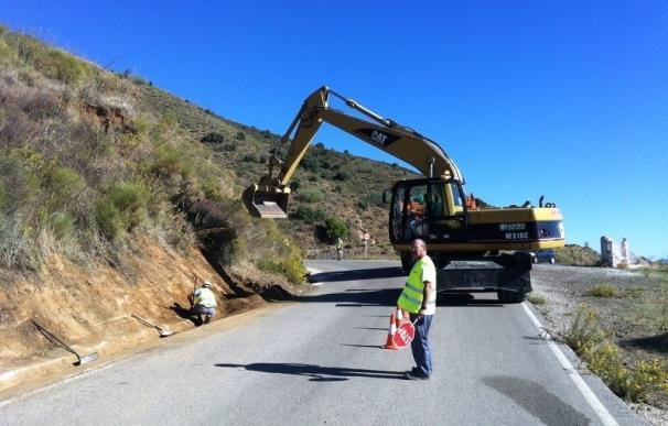 La Diputación destinará 9,2 millones a su red de carreteras priorizando actuaciones de seguridad vial