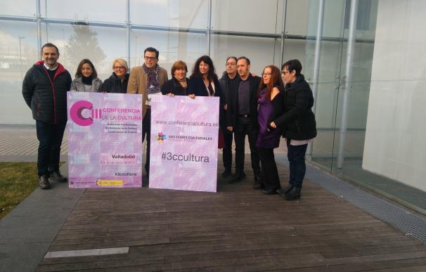 """La Conferencia Estatal reunirá en Valladolid a 200 gestores para """"analizar"""" lo retos culturales del país"""
