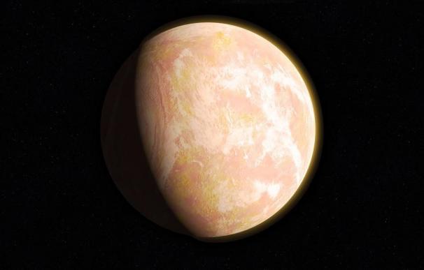La Tierra arqueana inspira la búsqueda de mundos nebulosos habitables