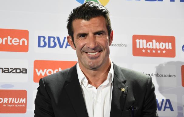 """Luis Figo cambió el Barcelona por el Real Madrid por no sentirse """"cien por cien reconocido"""""""