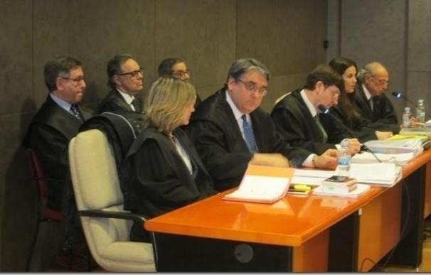 El juicio contra Fernández, Cabieces y Alcorta continúa el 14 al rechazar la Audiencia las alegaciones de las defensas