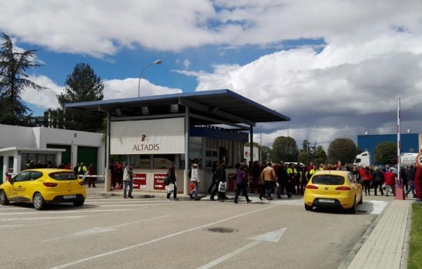 Altadis y sindicatos firman el acuerdo para el cierre de la fábrica de La Rioja el 31 de diciembre