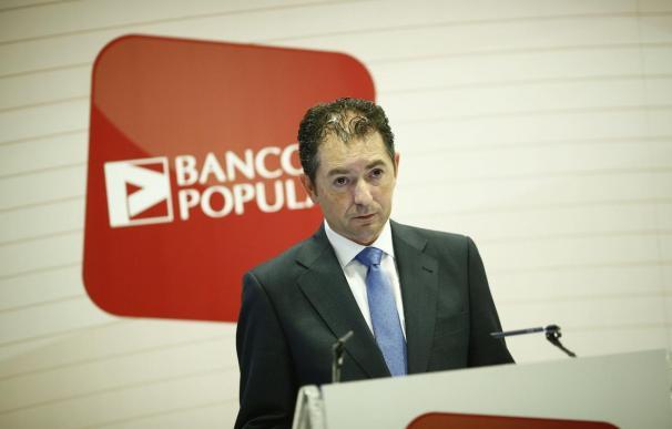 Popular cree que las perspectivas para el sector financiero han mejorado, pero avisa de desafíos pendientes