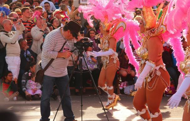 El Carnaval de Tenerife tendrá repercusión mediática internacional