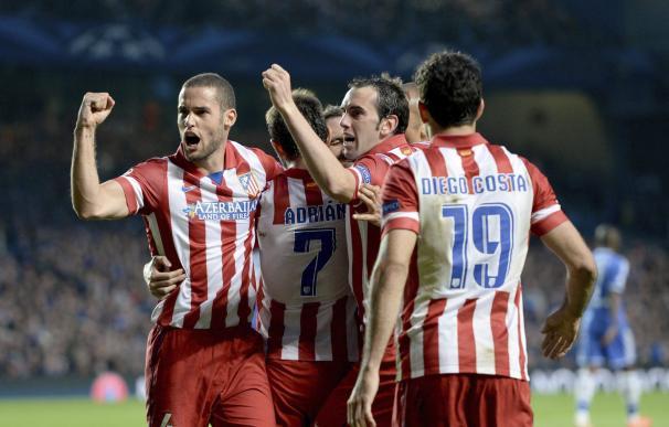 Chelsea - Atlético, las mejores fotos de la semifinal de la Champions