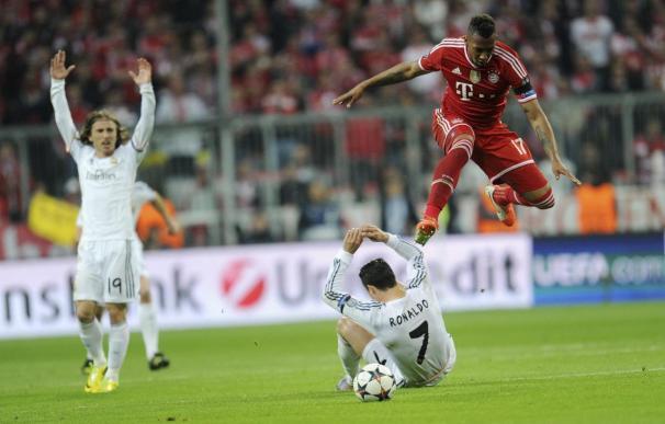 """La prensa italiana dice que el Madrid """"ridiculizó"""" y dio """"una lección"""" al Bayern"""