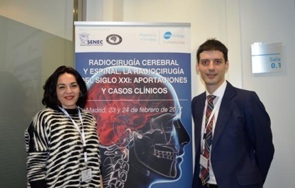 La Radiocirugía se consolida como tratamiento de elección en pacientes con lesiones tumorales espinales