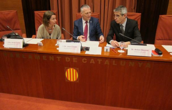 El Parlament pone en marcha la ponencia para reformar la Oficina Antifrau de Catalunya
