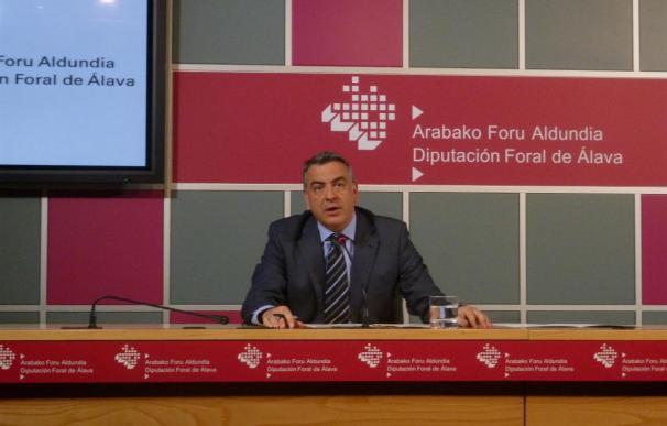"""PP vasco no ve """"factible"""" aplicar en Álava y Euskadi la amnistía fiscal y dice que sería un """"agravio comparativo"""""""