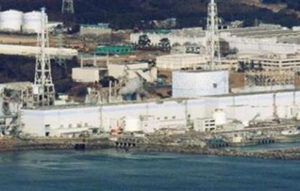 Imágenes en la planta de Fukushima