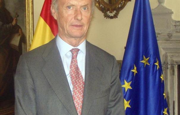 Morenés está convencido de que España debe rebajar su presencia en Líbano