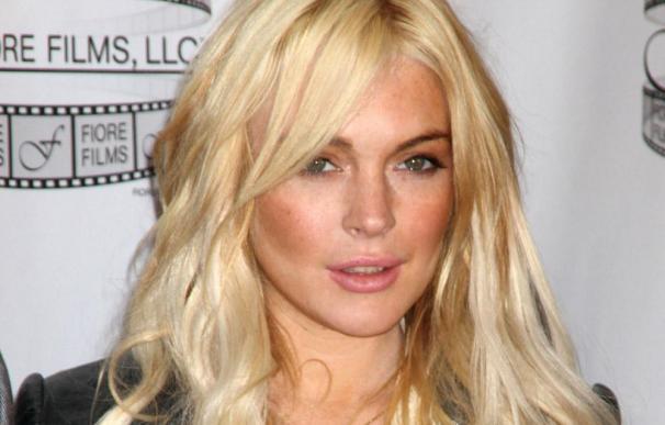 Los actores de 'Glee' están entusiasmados con la participación de Lindsay Lohan