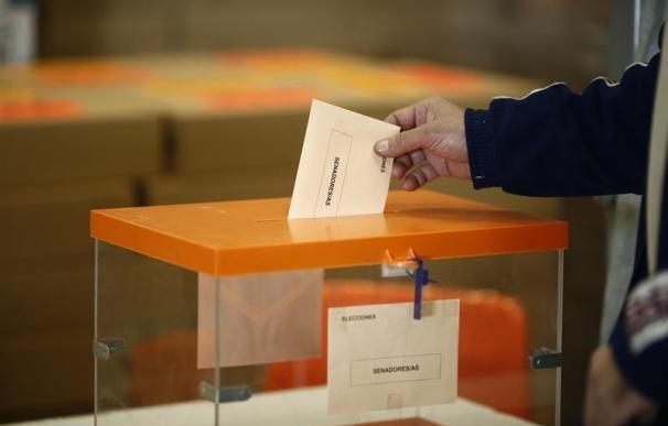 Los madrileños pueden comprobar desde el lunes que están inscritos en el censo electoral