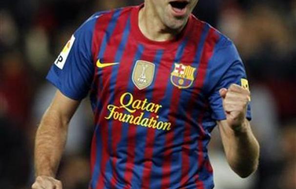 Xavi, duda en el Barca, que se preparara para atacar al Milan