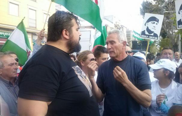 Detenido Diego Cañamero por incomparecer por el asalto al hipermercado, según el SAT