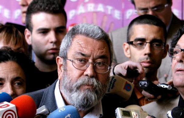 """Méndez llama """"sicario"""" a un miembro de CEOE por cuestionar la huelga general"""