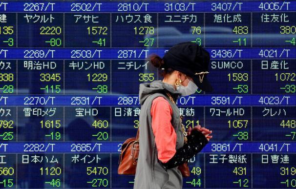 La Bolsa de Tokio se recupera con su tercera ganancia consecutiva