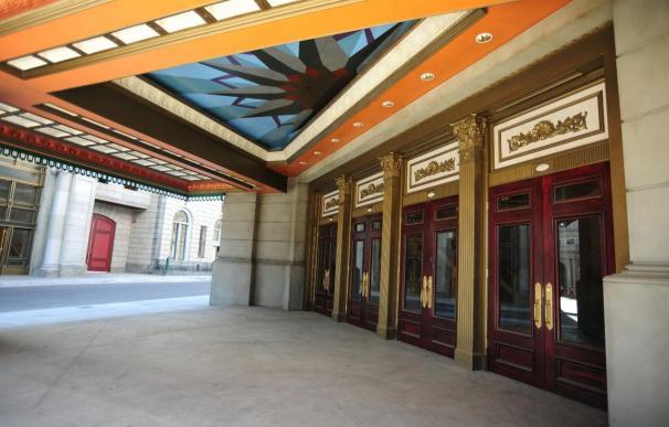 Nueva York resurge de sus cenizas en Universal Studios de Hollywood