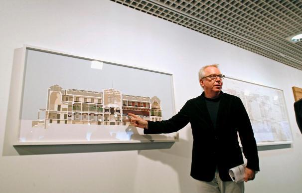 David Chipperfield reafirma en A Coruña su compromiso con el medio ambiente