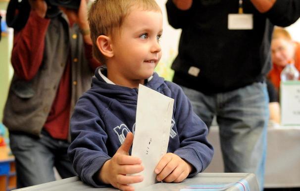Alta participación en la primera jornada de votaciones en la República Checa