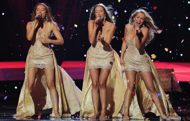 Eurovisión cierra su lista de finalistas con algunos de los grandes favoritos