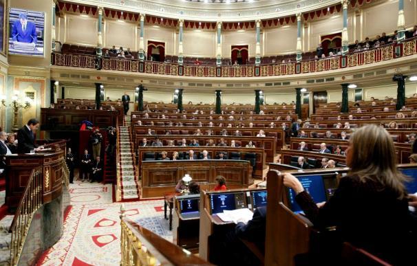 El Congreso tendrá que votar la reforma del Constitucional promovida por el tripartito y CiU