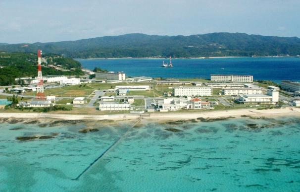 EE.UU. y Japón acuerdan mover la base de Futenma a una zona menos poblada de Okinawa