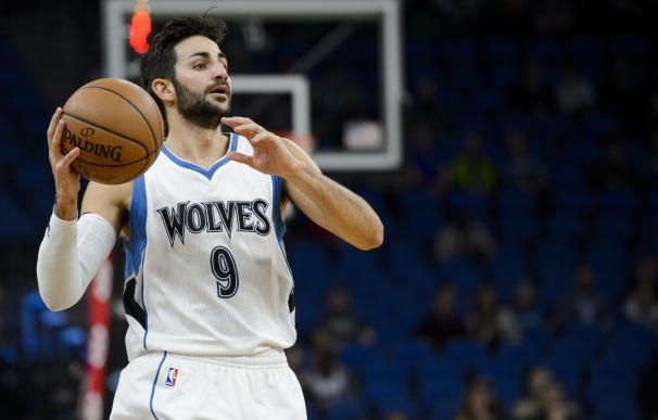 Ricky Rubio hace historia en la NBA y conduce a los Wolves a la victoria