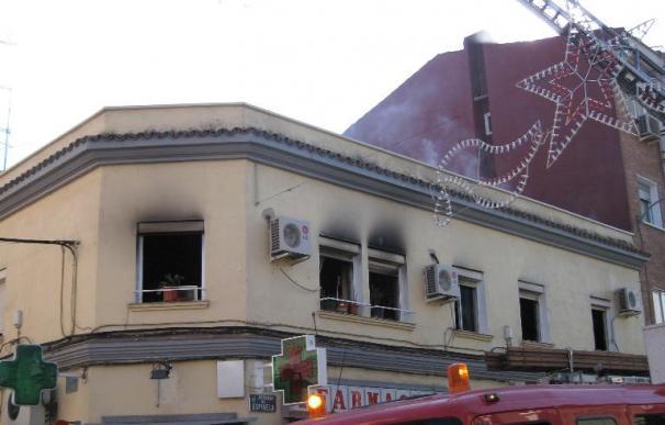 Arde una vivienda en Valdemorillo sin víctimas