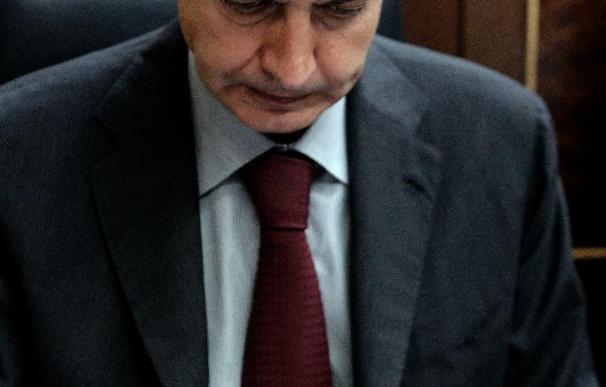 Zapatero vuelve el lunes al Congreso para participar en el pleno de la COSAC