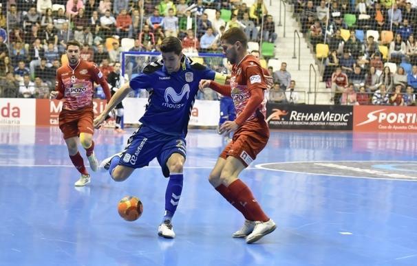 (Crónica) El Movistar Inter consigue su décima Copa de España 2017 en los penaltis contra ElPozo