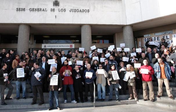 Jueces y fiscales no descartan ir a la huelga por los recortes salariales
