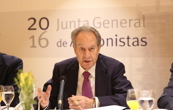 Villar Mir declarará este lunes a petición propia por el caso Son Espases