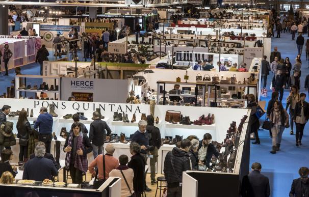 La tercera edición de Momad Shoes recibe más de 5.000 visitantes