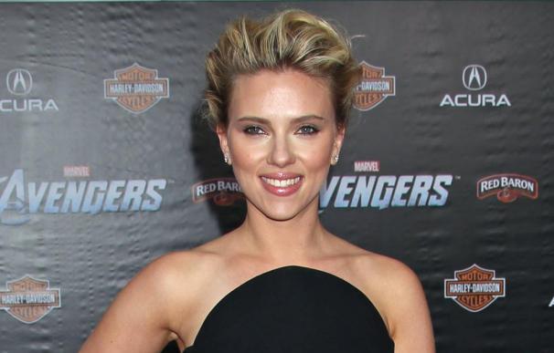 Scarlett Johansson, cansada del acoso público