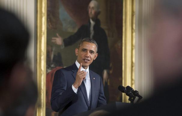 Obama insiste en que Rusia está a tiempo de elegir la paz en crisis ucraniana
