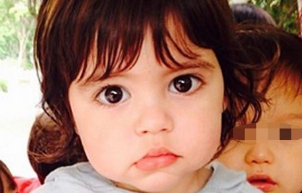 """Shakira presume de su """"bebito"""" favorito, Milan"""