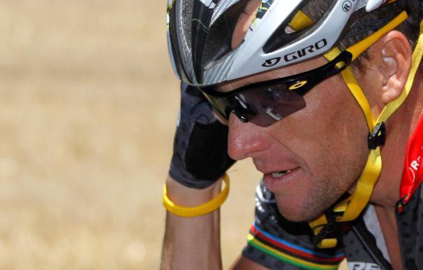 Armstrong quiere que el ciclismo sea un deporte limpio.