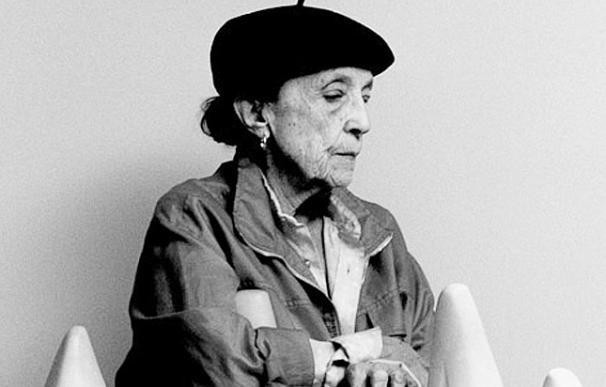 Fallece la escultora Lousie Bourgeois