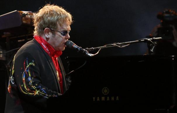 Elton John tocará en Madrid el próximo 2 de octubre