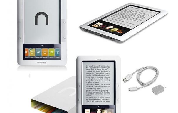 Microsoft se alía con Barnes&Noble en el negocio de los libros electrónicos