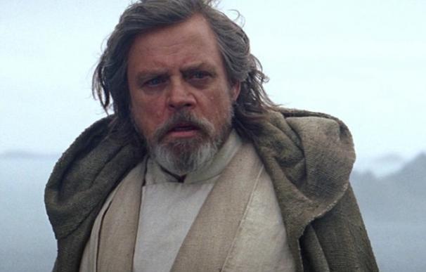 Luke Skywalker en 'Star Wars: El despertar de la Fuerza'