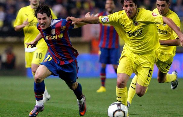 El Villarreal reforzará toda su defensa con jugadores del filial