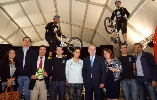 """I Feria de la Bicicleta de la Provincia en la Diputación para canalizar el """"auge"""" de las dos ruedas"""