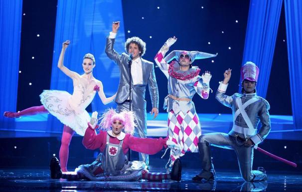 El Festival de Eurovisión fue seguido por 5.760.000 espectadores
