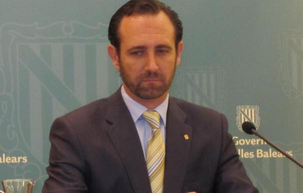 Bauzá presentará este lunes el Plan para el Equilibrio Económico de Baleares