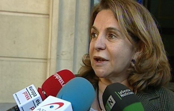 """Pilar Sepúlveda aportará al CGPJ su """"cercanía a la otra parte de la Justicia"""" y su lucha contra la desigualdad"""