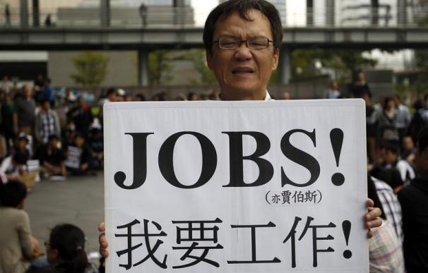 """La OIT avisa sobre la """"alarmante"""" crisis mundial de empleo"""