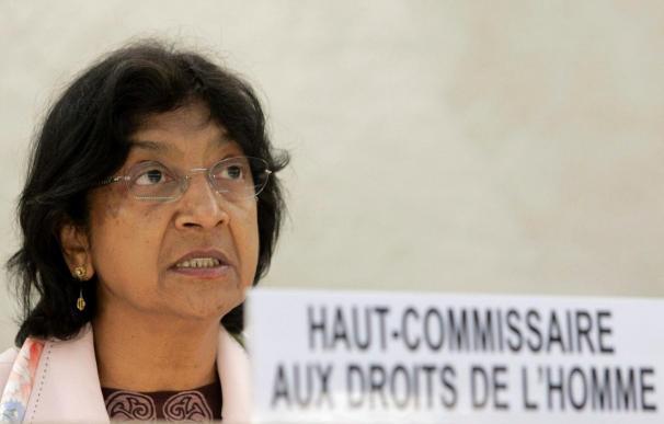 """La Comisionada de la ONU muestra su """"conmoción"""" por el ataque israelí a la flotilla"""